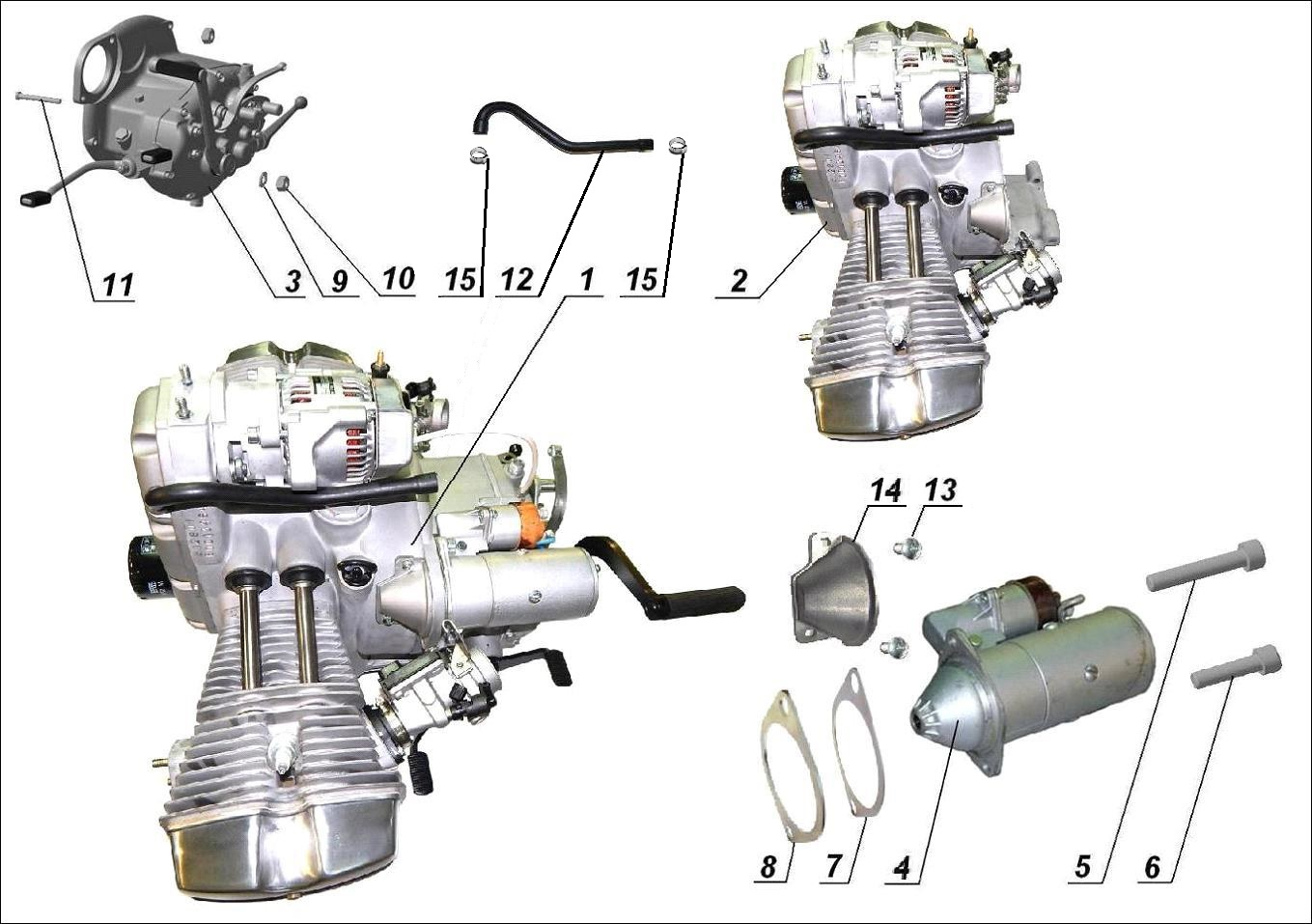 Engine assy
